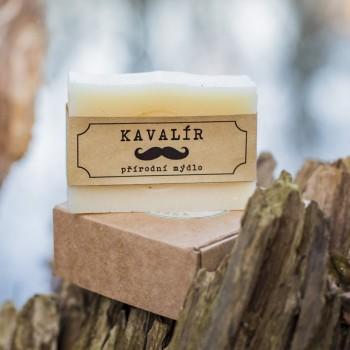 Pánské přírodní mýdlo