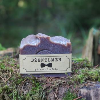 Pánské mýdlo, dřevitá vůně