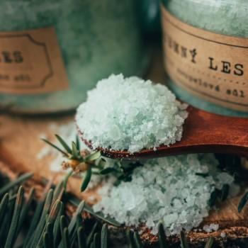 Sůl do koupele smrk a borovice