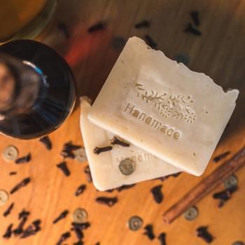 Hedvábná stezka mýdlo