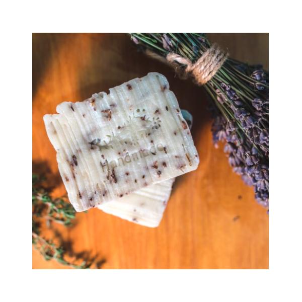 Levandulové mýdlo