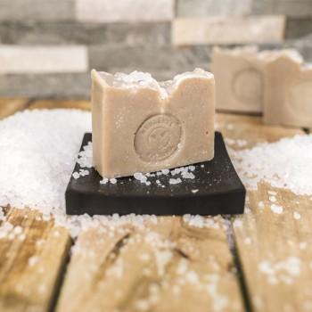 Přírodní mýdlo se solí