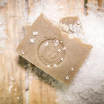 Přírodní mýdlo s mořskou solí